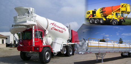 Industrial Equipment & Truck Painting